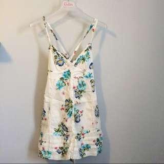 Hollister Button-up Dress