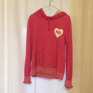 vs PINK sweater hoodiw