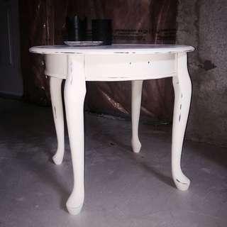 Reburbished/distressed Side Table