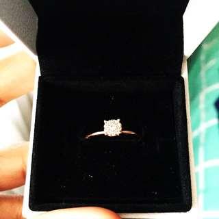 Rose Elegant Ring