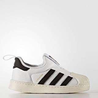 愛迪達 Adidas 中童 鞋 奶油頭