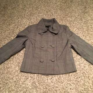 Grey Jacket H&M