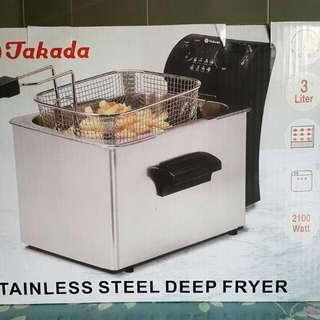 Deep Fryer Takada