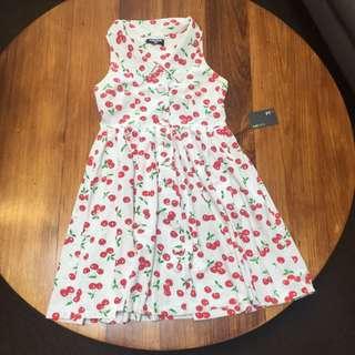 Dangerfield Cherry Dress