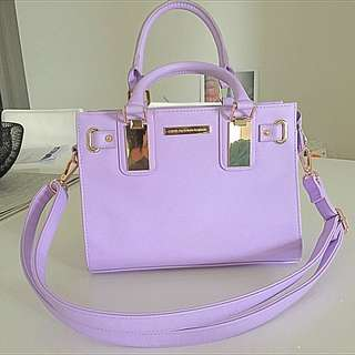 Colette Purple Bag