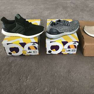 Ultra Boost And NMD XR1