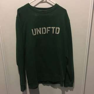 Green Undefeated crew