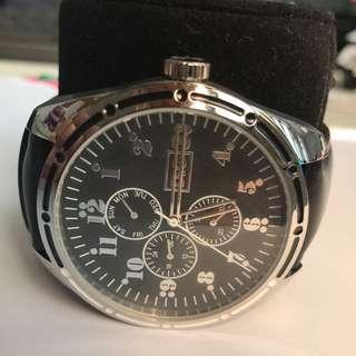 半價D&G 手錶 皮帶