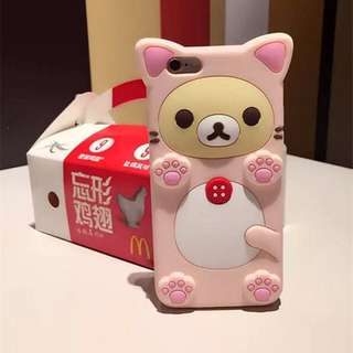 Rilakkuma iPhone 5/5s/SE Phone Case