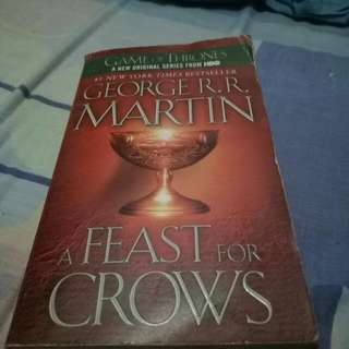 Game Of Thrones - A Feast Of Crows - George RR Martin