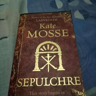 Kate Moss - The Sepulchre