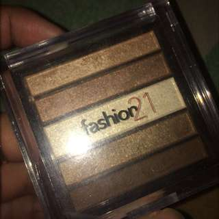 Fashion 21 Eyeshadow or Highlight