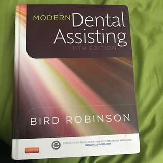 Modern Dental Assisting 11 Edition