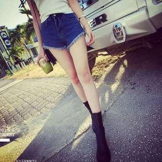 Denim Shorts #MegaMay
