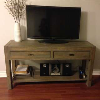 Console Table from Urban Barn