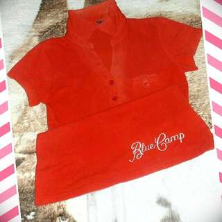 Cottony Polo Shirt