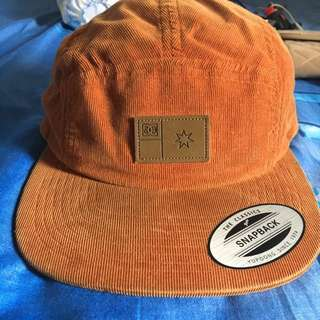 Authentic DC Five Pannel Cap