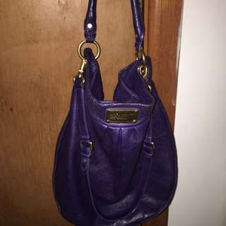 Marc By Marc Jacobs Large Q Hillier Bag