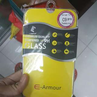 Samsung Galaxy C9 Pro Tempered Glass