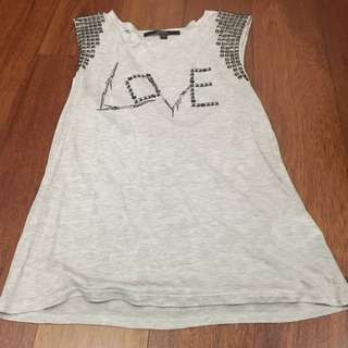 Guess Studded Top