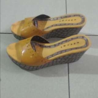 Effegi Wedge Size 6
