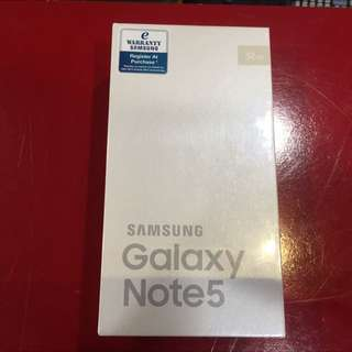 Samsung Galaxy Note 5 32GB LTE 4G (Gold)