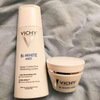 Vichy Toner And Lotion