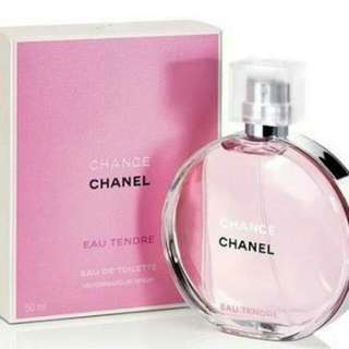 Looking For Chanel Chance Eau Tendre