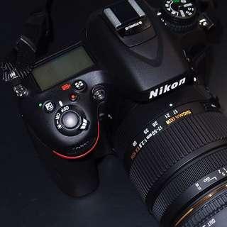 Nikon D7100 單機身
