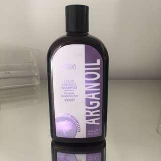 Strega Argan Oil Voilet Shampoo
