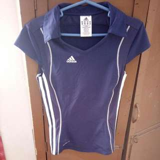 REPRICED Authentic Adidads Blouse