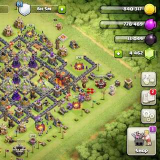 COC Account Legit Seller .