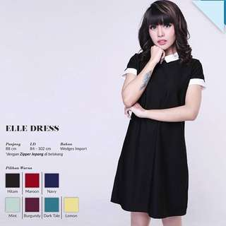 Elle Dress In Black