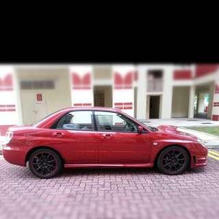 Subaru Impreza 1.6M