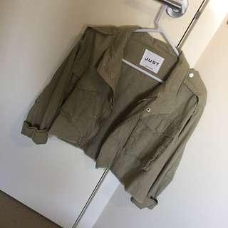 JUST korean jacket M/L