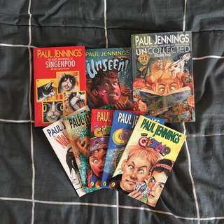 Paul Jennings Collection