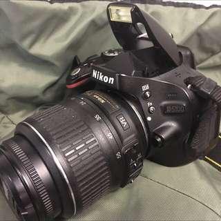 Nikon D5100 +18 55VR