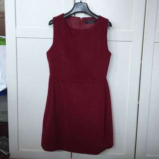 Simple Red Dresses