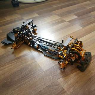 Eagle Racing Rwd R31 Rc Car Roller Chassis