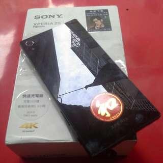 周董代言日本盒裝Sony z5 premium 32g黑色