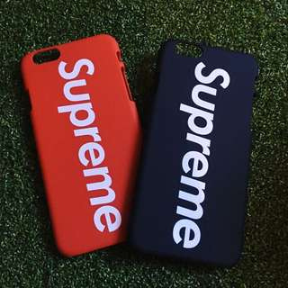 Supreme iPhone 6&6s Cases