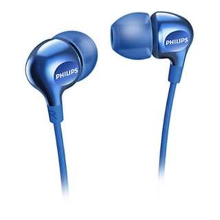 BRAND NEW Philips In-Ear Gel Headphones