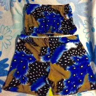 Tube n Short (swimsuit)