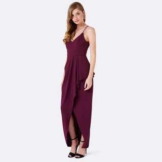 Forever New Karina V Neck Dress Size 12