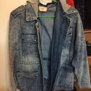 Goldie Denim Jacket