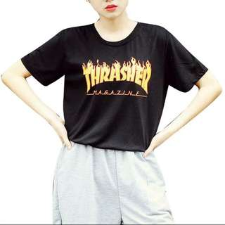 BRAND NEW** Thrasher Tshirt *Black