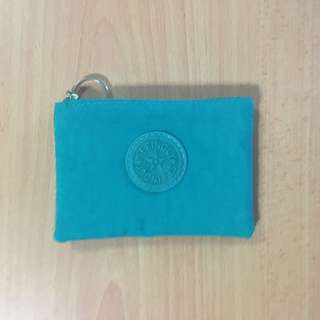 Turquoise Handy Wallet