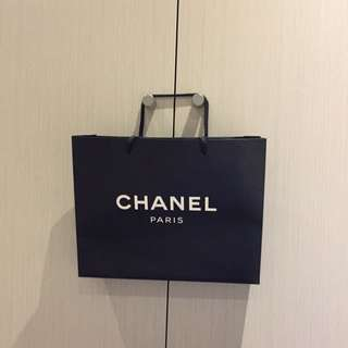 Chanel Paper Shopping Bag - Medium