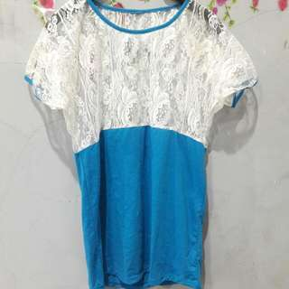 #tisgratis Lace Top