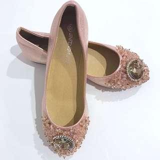 🆕Size 35 Pink Ballerina Flats